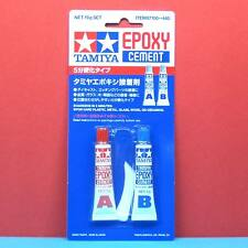 Tamiya #87100 Epoxy Cement NET.10g Set (hardens in 5 minutes)
