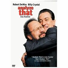 Analyze That (DVD, 2003, Widescreen)
