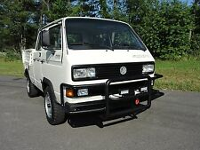 1992 Volkswagen Bus/Vanagon 4WD SYNCRO 16 Doka 5-Spd