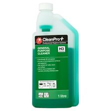 Clean Pro+ General Purpose Cleaner H3 Concentrate 1 Litre