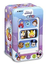 Disney Emoji #ChatCollection Chat Collection Storage Tin with 2 Emojis