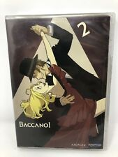 Baccano! - Vol 2 - BRAND NEW - Anime DVD - Funimation 2009 Volume Two