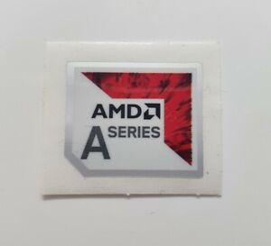 PC Sticker Genuine AMD A Series A-Series Gaming PC Case Laptop Sticker Decal