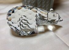 SWAROVSKI Austrian Crystal #7649NR85 POLAR BEAR RETIRED Ex Condit In Box & COA
