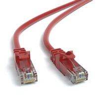 7,5m CAT 6 Patchkabel Netzwerkkabel Ethernetkabel DSL LAN Kabel  - ROT