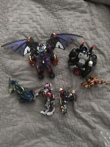 Transformers Takara Beast Wars Optimus Primal , Megatron, Transmetals LOT