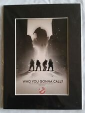 WonderCon 2016 Loot Crate DX EXCLUSIVE Ghostbusters Mini Print Limited to 220