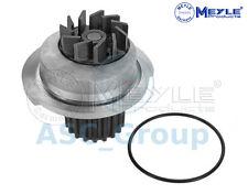 MEYLE Motor de Repuesto Enfriamiento Refrigerante Bomba Agua 29-13 182 0001