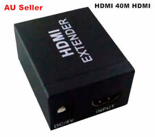 HDMI Cable Signal Amplifier Repeater Extender Booster Adapter 3D 4K 1080P AC687