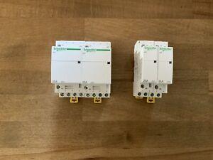 Schneider contactor's job lot x 4