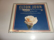 CD  Elton John - Something About The Way You Look Tonight / Candle In The Wind