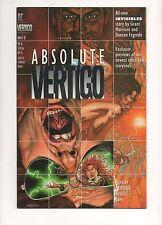 Absolute Vertigo #nn 1 ST APP PREACHER! NM 9.4 BEAUTY AMC Hit Television TV Show