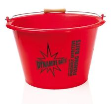 DYNAMITE BAITS 17ltr BAIT BUCKET + MAGGOT RIDDLE IDEAL FOR CARP / MATCH FISHING