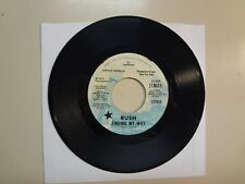 "RUSH: Finding My Way (Edited Version) 2:55-Same-U.S. 7"" 74 Mercury DJ Label-406"