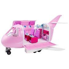 NEW Mattel Barbie Pink Passport Glamour Vacation Jet Airplane Plane DMR53