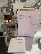 Maison Francis Kurkdjian Gentle Fluidity Gold EdT - 70ml - NEU&OVP