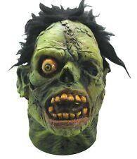 Halloween SHOCK HORROR MONSTER Latex Deluxe Mask Trick or Treat Studios