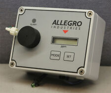 Allegro Industries 9872-02 Revision B AC DC CO Monitor Guaranteed Working