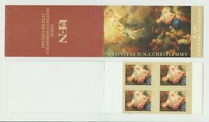 s37897 VATICANO 2005 MNH** Natale libretto booklet