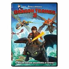 dvd DRAGON TRAINER 2 + LIBRETTO DRAGHIPEDIA