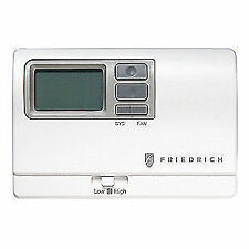 FRIEDRICH RT6  Remote Wall Thermostat With 2 Speed Fan Control for PTAC Units