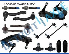 Front and Rear Suspension Kit Sway Bar Ball Joint Tierod for Sonata Kia Optima