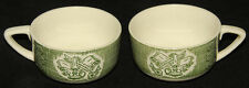 Royal, USA, China dinnerware The OLD CURIOSITY SHOP - Green *SET of 2 CUPS *NICE