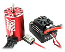 Hobbywing WP MAX10 SCT RTR (2-3S) 80A ESC Brushless 4400 Motor Combo Redcat THOR