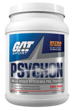 * PSYCHON by GAT SPORTS* EXTREME PRE-WORKOUT & PUMP (ALL FLAVORS) FREE SHIPPING!