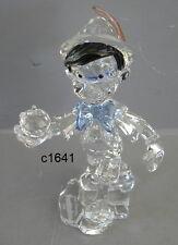 Swarovski Disney PINOCCHIO Crystal Figurine #1016766 New in Box NEVER DISPLAYED