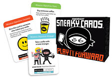 Interactive Scavenger Hunt Cell Phone Play It Forward Sneaky Cards Social Skills
