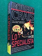 Robert CRAIS - LO SPECIALISTA , Thriller Pocket Piemme (2002) Libro