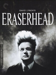 Eraserhead (The Criterion Collection, 2 Disc, Mastered in 4K) DVD NEW