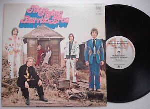 THE FLYING BURRITO BROS. Gilded Palace of Sin NM- A&M SP 3122 LP Gram Parsons