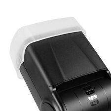 White Bounce Flash Diffuser for Yongnuo 968EX-RT Flashgun Speedlight