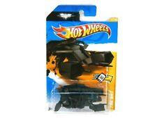 2012 Hot Wheels The Bat  #27/247  [Black]New Models The Dark Night Rises Diecast