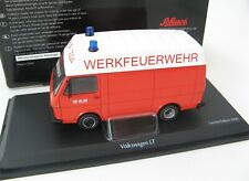 VW LT35 MAN WERKFEUERWEHR 1975 1/43 SCHUCO RARE!
