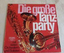 Die grosse Tanz-Party, HI-FI 76760/61, LP, Vinyl, discoton, Germany, 1961