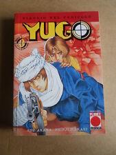 YUGO Viaggio Nel Pericolo - Shu Akana vol.3 Planet Manga   [G370P]