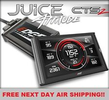 EDGE CTS 2 JUICE WITH ATTITUDE 2001-2004 6.6L LB7 Duramax DIESEL 2500 3500