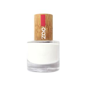 Zao French Manicure 641 White