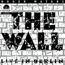 Roger Waters - The Wall Live - Vinyl Clear Limited 2LP Rsd 2020 Nuovo Sigillato