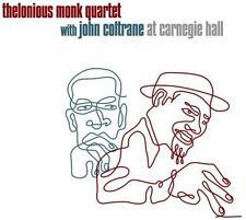 Thelonious Monk - Thelonious Monk with John Coltrane at Carnegie [New CD]