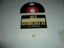 """HET GOEDE DOEL - Uit Vrije Wil - 1988 Dutch 7"""" Juke Box Vinyl Single"""
