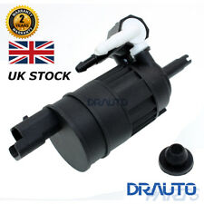 For Renault Clio Megane Mk2 Scenic Espace Kangoo Windscreen Washer Pump 2 Outlet