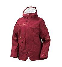 BURTON Men's RONIN STABLE Snow Jacket - MonteCarloCrimson - XL - NWT