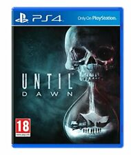 Until Dawn (PS4) - Game  GCVG The Cheap Fast Free Post