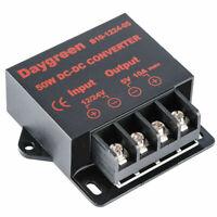 DC-DC 24V to 5V 10A 50W Converter Voltage Regulator 12V to 5V Step Down Module
