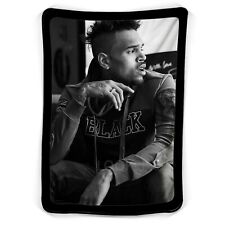 Chris Brown Breezy Blanket ( KIDS / MEDIUM / LARGE )