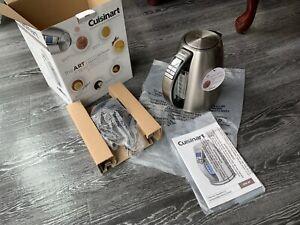 Cuisinart CPK-20 PerfecTemp 1.7-Liter Stainless Steel Cordless Electric Kettle 1